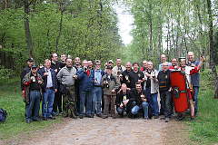 Vatertagsausflug des MGV Liederheim